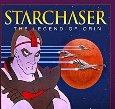 B-movie Inspirations: Starchaser: The Legend of Orin